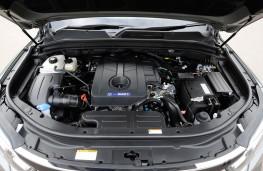 SsangYong Rexton, 2017, engine