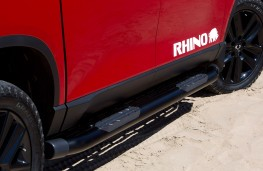 SsangYong Musso Rhino, 2018, badge