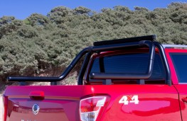 SsangYong Musso Rhino, 2018, tail bars