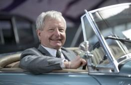 Great British Car Journey, 2021, Richard Usher, chief executive