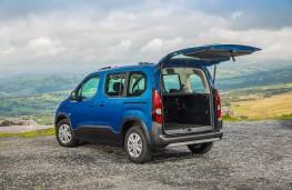Peugeot Rifter, 2018, boot