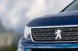 Peugeot Rifter, 2018, grille