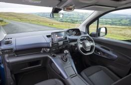 Peugeot Rifter, 2018, interior
