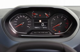 Peugeot Rifter, 2018, instrument panel