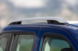Peugeot Rifter, 2018, roof rails