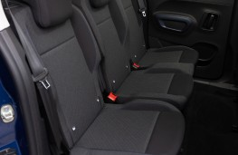 Peugeot Rifter, 2018, seats
