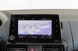 Peugeot Rifter, 2018, display screen