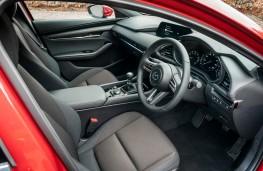 Mazda3, cabin