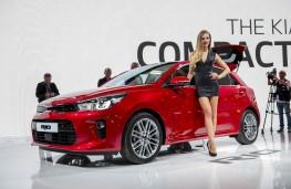 Kia Rio, Paris Motor Show 2016, reveal