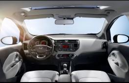 Kia Rio, Paris Motor Show 2016, interior