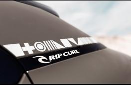 Citroen C4 Cactus Rip Curl, 2016, logo