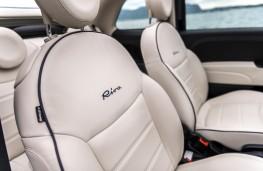Fiat 500 Riva, seats