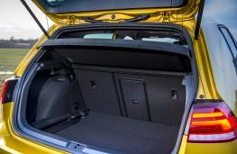Volkswagen Golf R-Line, boot