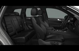 Volkswagen Touareg R-Line Plus, cabin