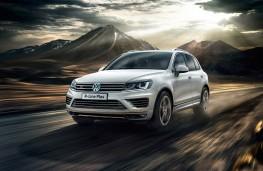 Volkswagen Touareg R-Line Plus, 2016