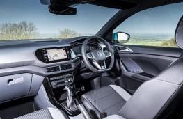 Volkswagen T-Cross R-Line, 2019, interior