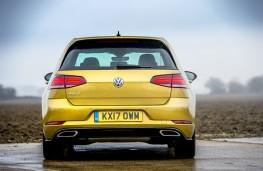 Volkswagen Golf R-Line, rear