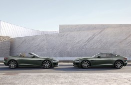 Jaguar F-Type Heritage 60 Edition, 2020, roadster and coupe