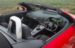 Audi TT Roadster, cockpit