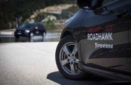 Firestone Roadhawk tyre, 2017