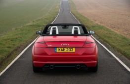 Audi TT Roadster, rear