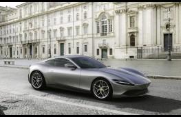 Ferrari Roma, 2019, front