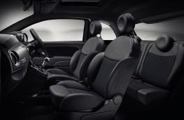 Fiat 500 Rockstar, interior