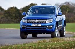 Volkswagen Amarok, 2016, front