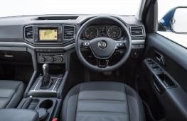 Volkswagen Amarok, 2016, interior