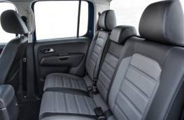 Volkswagen Amarok, 2016, seats