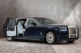 Rolls Royce Rose Phantom