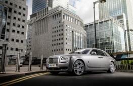 Rolls-Royce Ghost Series II, front