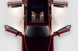 Rolls-Royce Cullinan doors