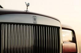 Rolls-Royce Cullinan grille
