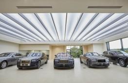 Rybrook Rolls-Royce showroom, Bristol