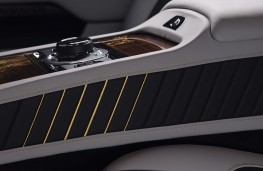 Rolls Royce Wraith Eagle VIII brass inlays