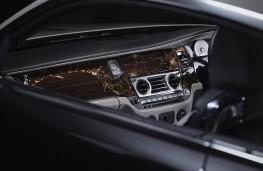 Rolls Royce Wraith Eagle VIII fascia detail