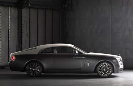 Rolls Royce Wraith Eagle VIII side