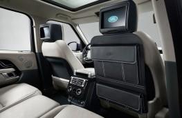 Range Rover, 2017, rear seats