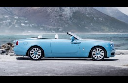 Rolls-Royce Blue Dawn