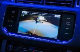 Range Rover, Virgin Galactic, display view