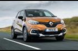 Renault Captur, 2017, front, action