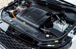 Range Rover PHEV LWB, 2018, engine