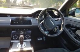 Range Rover Evoque SE R-Dynamic, cabin
