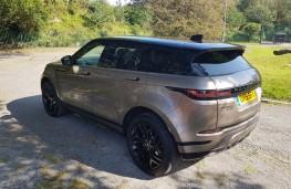 Range Rover Evoque SE R-Dynamic, rear profile