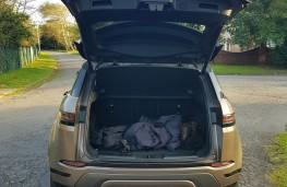 Range Rover Evoque SE R-Dynamic, boot