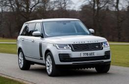 Range Rover PHEV LWB, 2018, front