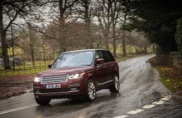 Range Rover SDV8 Autobiography, 2017, front