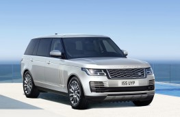Range Rover, 2020, front