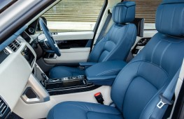 Range Rover PHEV LWB, 2018, front seats